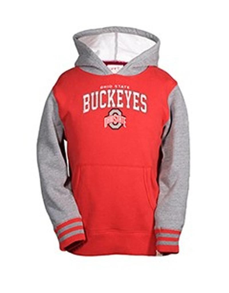 Ohio State University Buckeyes Toddler Austin Hoodie
