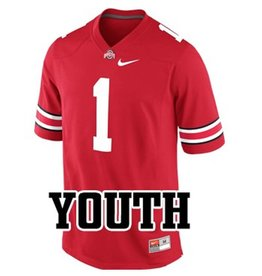 Nike Ohio State University Youth Replica #1 Jersey