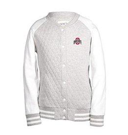 Ohio State University Youth Hope Quilted Jacket