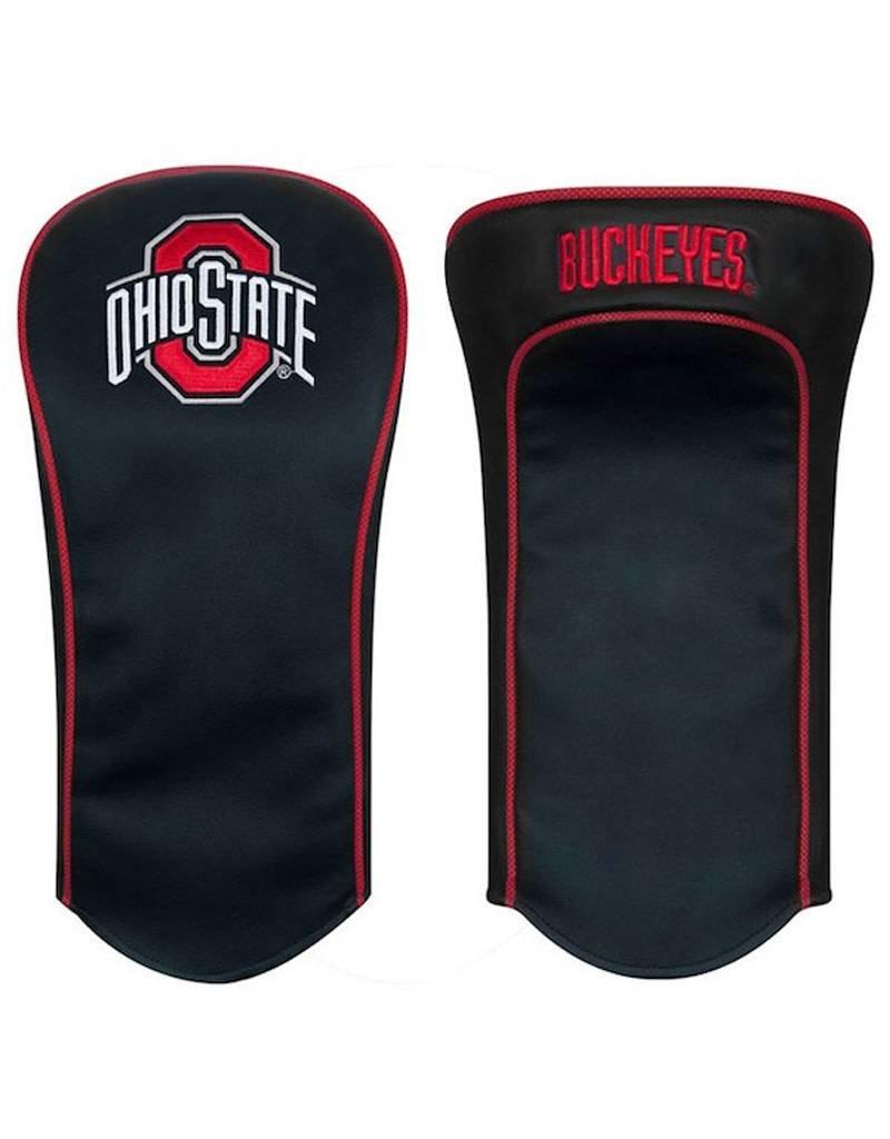 Ohio State University Black Driver Headcover