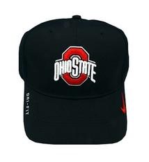 Nike Ohio State University Youth Sideline Swoosh Cap
