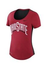 Nike Ohio State University Women's DriFIT Scoop