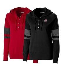 Cutter & Buck Ohio State University Kate Henley Sweater