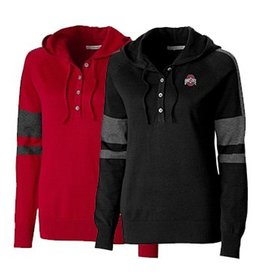 Cutter & Buck Ohio State University Kate Henley Sweater