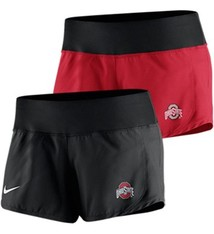 Nike Ohio State University Women's Crew Shorts