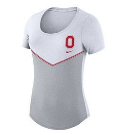 Nike Ohio State University Women's Chevron T-Shirt