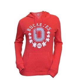 Top of the World Ohio State University Women's Fleece Hoodie