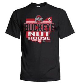 Top of the World Ohio State University Basketball T-Shirt