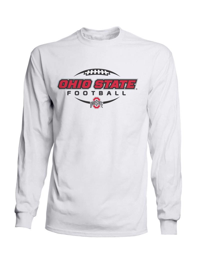 Top of the World Ohio State University 2018 Football Schedule Plus Long Sleeve