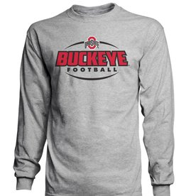 Top of the World Ohio State University Plus Size 2018 Football Schedule Long Sleeve