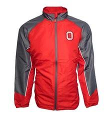 Top of the World Ohio State University Quarterback Jacket