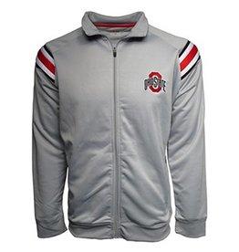 Top of the World Ohio State University Football Stripe Track Jacket