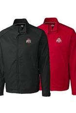 Cutter & Buck Ohio State University Blakely Full Zip Jacket