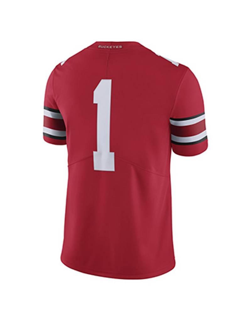 Nike Ohio State University #1 Limited Jersey
