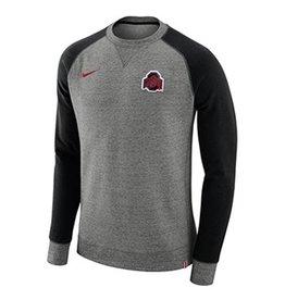 Nike Ohio State University AW77 Crew Pullover - Large