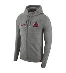 Nike Ohio State University AW77 Full Zip Hoodie
