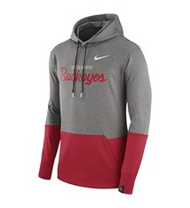 Nike Ohio State University Pullover ThermaFIT Hoodie