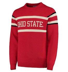 Ohio State University Stadium Sweater