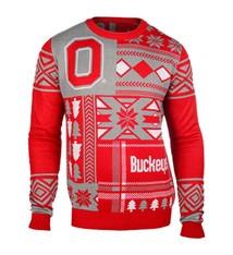 Ohio State University Christmas Ugly Sweater