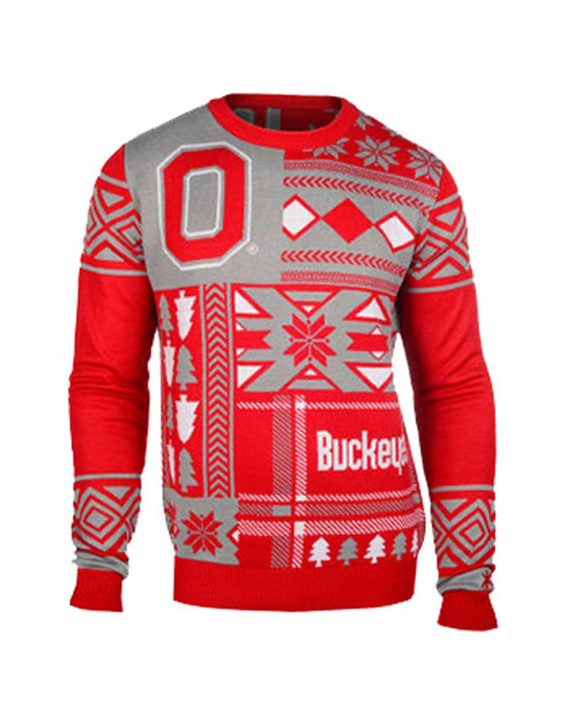 UGLY CHRISTMAS SWEATER - Everything Buckeyes