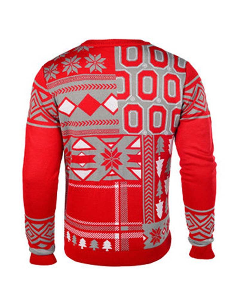 UGLY CHRISTMAS SWEATER - Everything Buckeyes