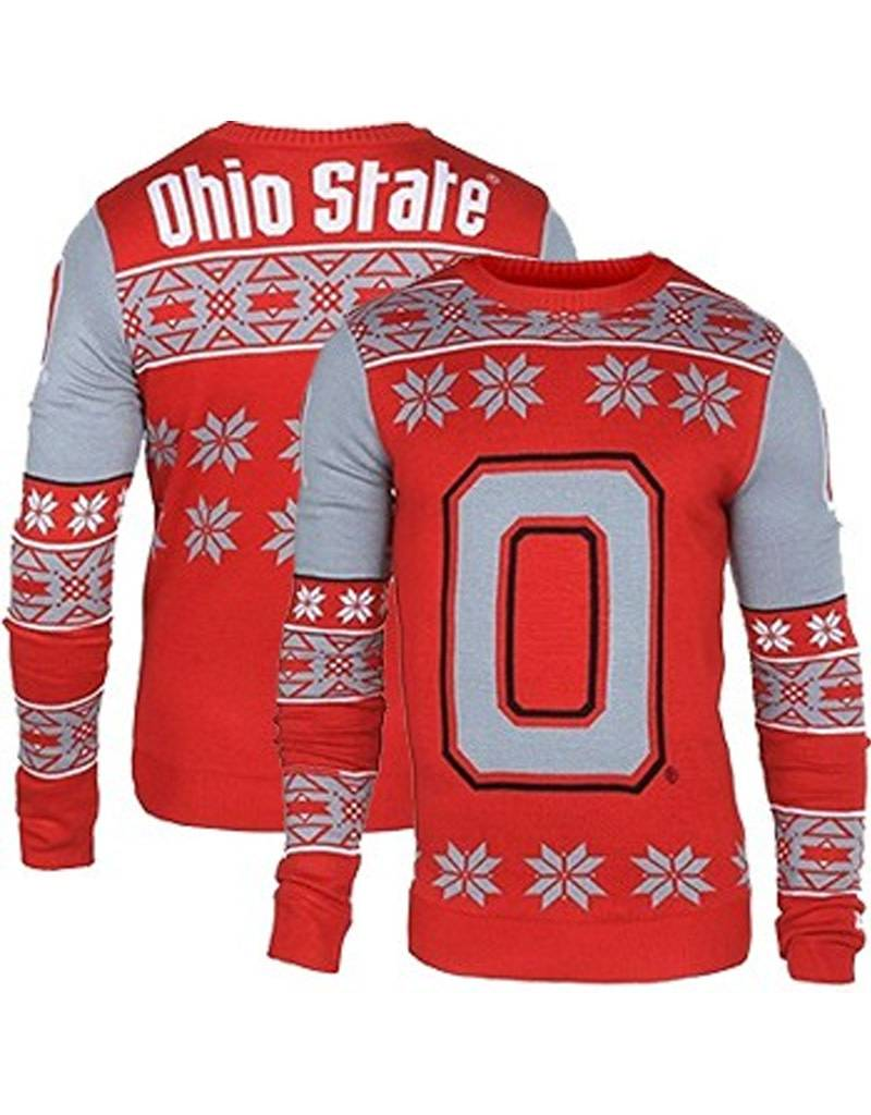 UGLY O CHRISTMAS SWEAT - Everything Buckeyes