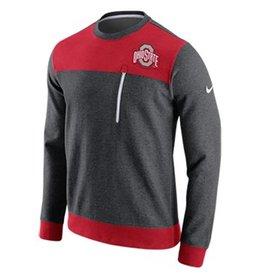 Nike Ohio State University AV15 Fleece Crew Neck Sweatshirt