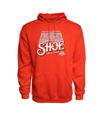 Top of the World Ohio State University 2018 Football Schedule Hoodie