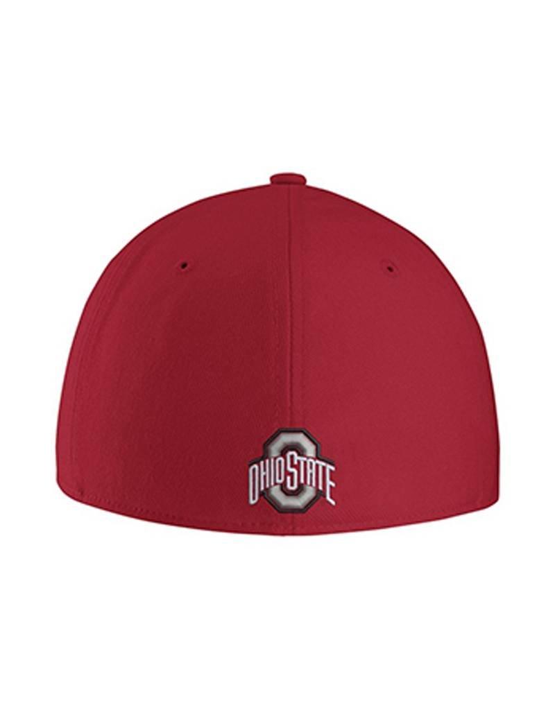 Nike Ohio State University Classic 99 DriFIT Swoosh Flex Hat