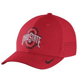Nike Ohio State University Swoosh Flex Hat