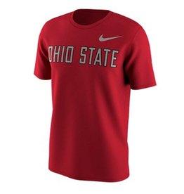 Nike Ohio State University Wordmark Tee