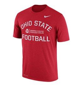 Nike Ohio State University Legend Lift Tee