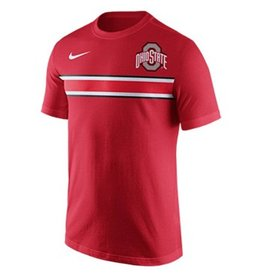 Nike Ohio State University Team Stripe Tee