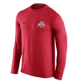 Nike Ohio State University DriFIT Touch Long Sleeve Tee
