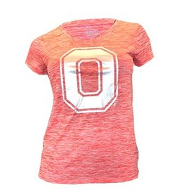 Top of the World Ohio State University Women's Block O Tee