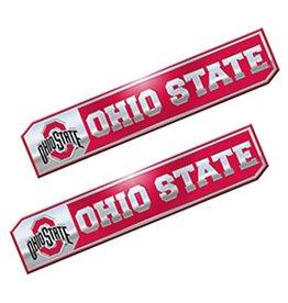 Ohio State University 2 Pack Truck Emblem