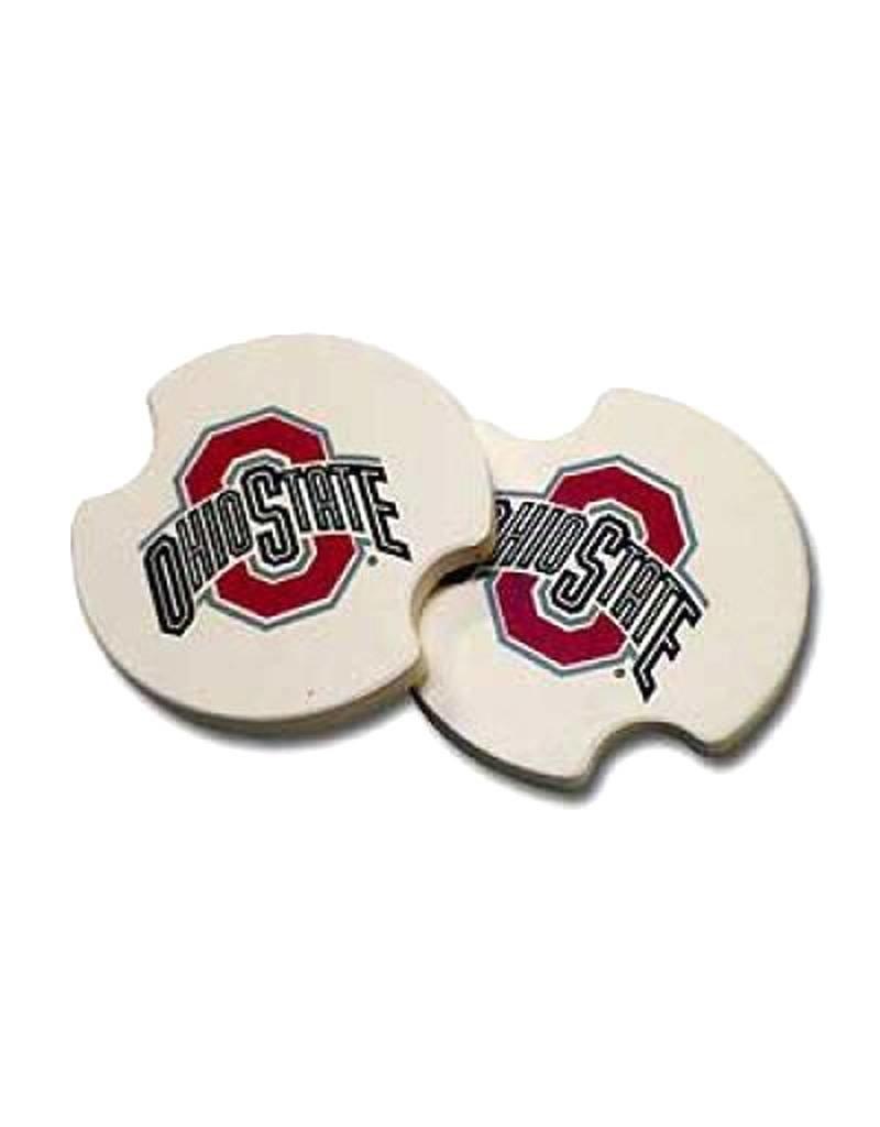Ohio State university Car Coasters