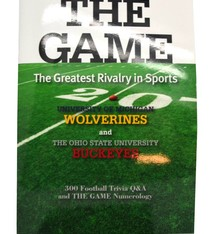 THE GAME : The Greatest Rivalry in Sports Trivia Book