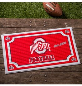 Ohio State Embossed Doormat