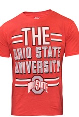 Top of the World Ohio State University Red The Ohio State T-Shir