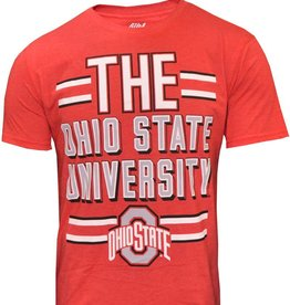 Top of the World Ohio State University Red The Ohio State T-Shirt