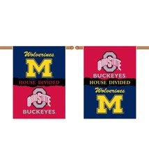 "House Divided Two - Sided Banner 28""x40"""