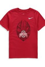 Nike Ohio State Youth Nike Team Icon T-Shirt