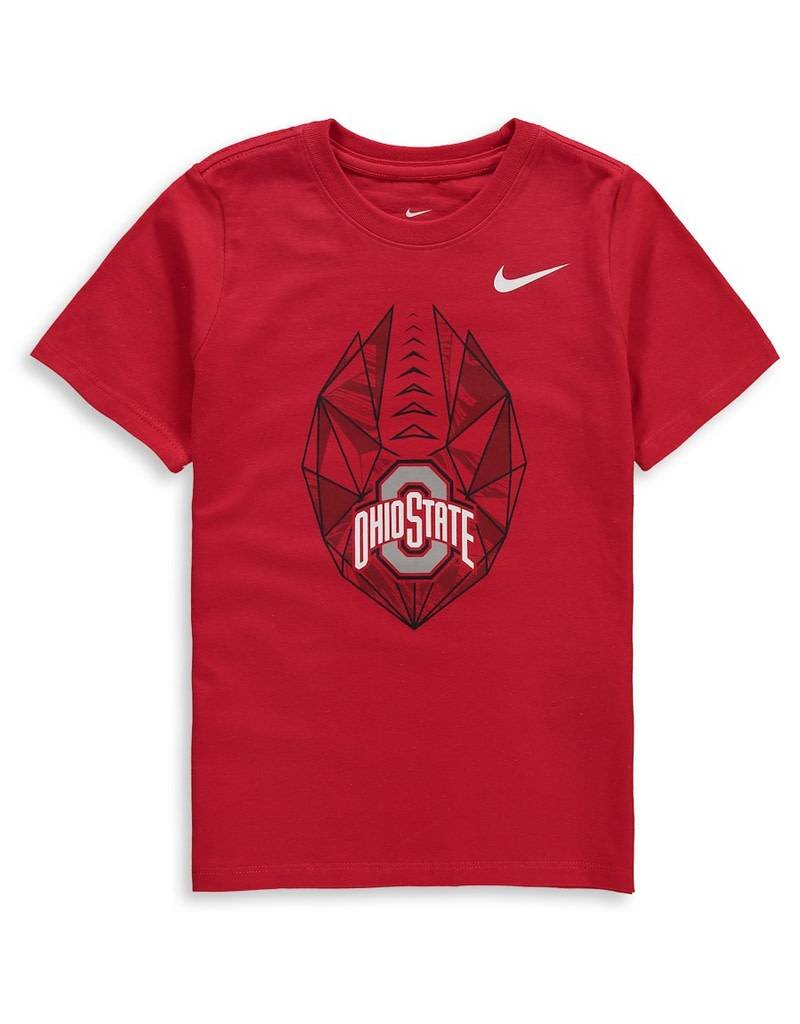 Nike Ohio State Youth Nike Team Icon T-Shirt