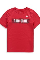 Nike Ohio State Youth Nike Legend Sideline Performance T-Shirt