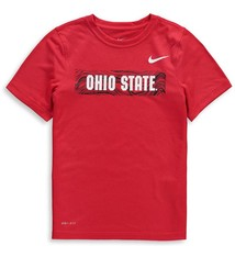 Nike Ohio State Youth Nike Legend Sideline Performance T-Shirt