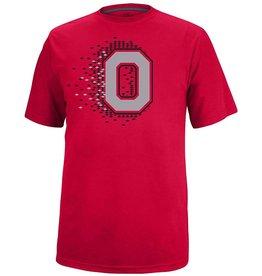 Top of the World Ohio State University Break Away O Tee