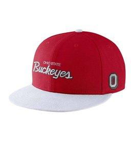 Nike Ohio State Buckeyes Nike Sports Specialties True Adjustable Snapback Hat