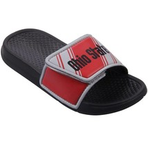 Forever Collectibles Ohio State University Legacy Sport Flip Flops