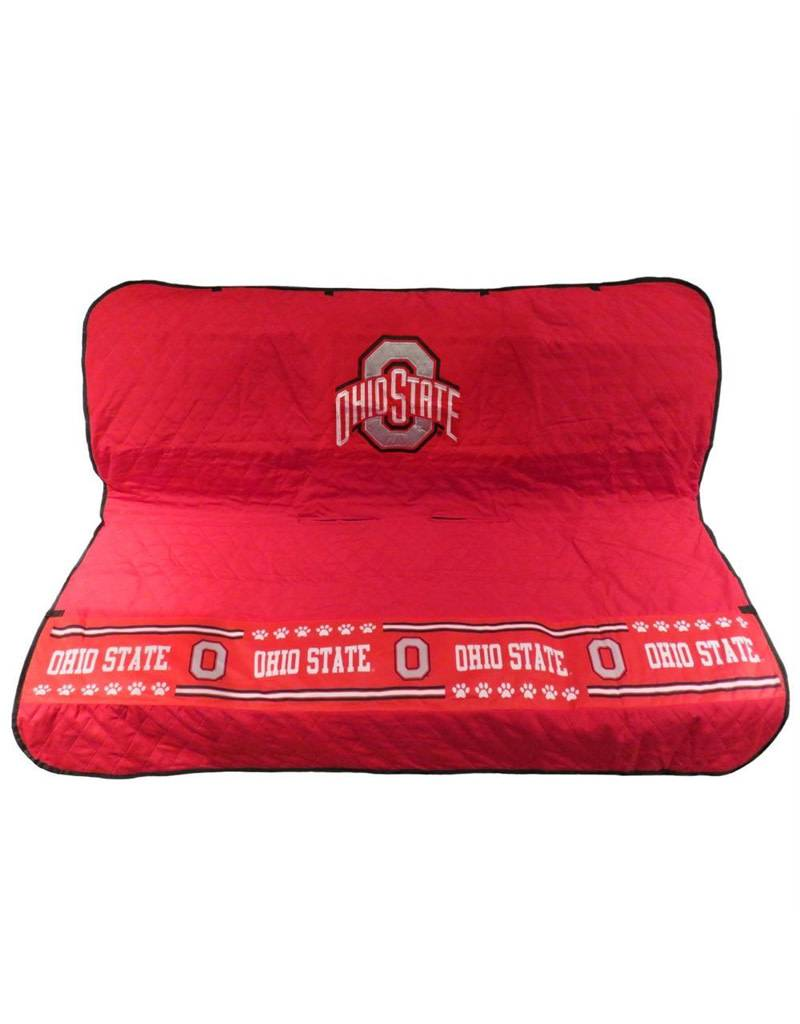 Ohio State Buckeyes Pet Seat Cover